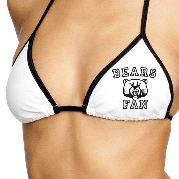 Football Fan Bikini