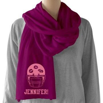 Football Girlfriend Jenn