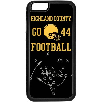 Football iPhone Case