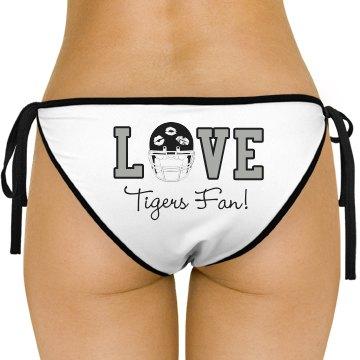 Football Love Bikini