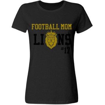 Football Mom Lions