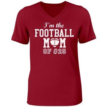 Football Mom of #25