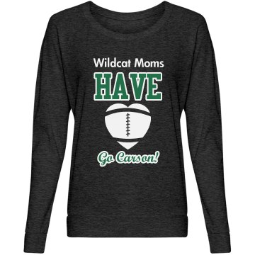 Football Mom's Have Heart