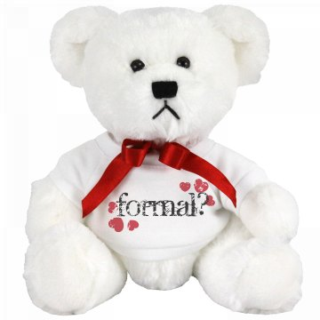 Formal Dance Cuddly