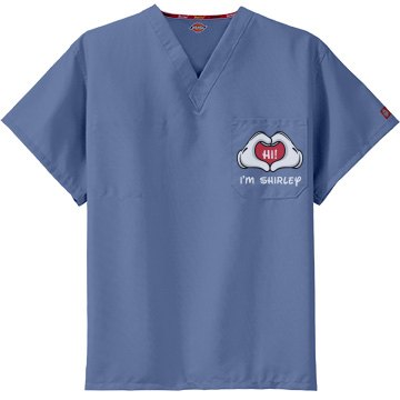 Friendly Nurse Shirley
