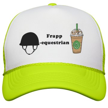 Fun Frappequestrian Hat