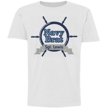Funny Military Navy Brat
