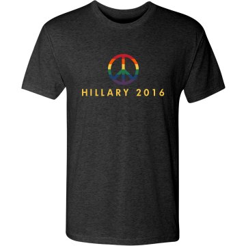 Gay Pride for Hillary