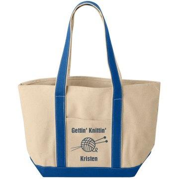 Get Knitting Bag
