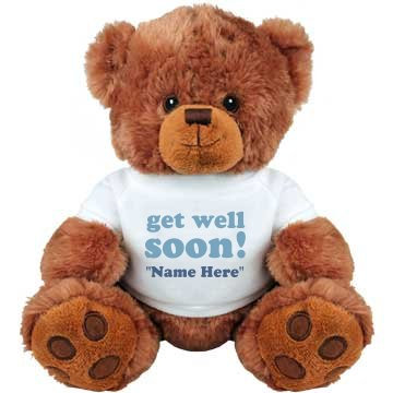 Get Well Soon Friend