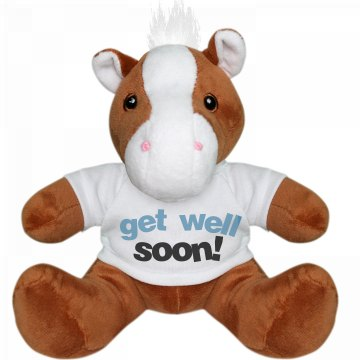 Get Well Soon Pony