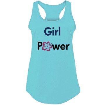 Girl Power Flower