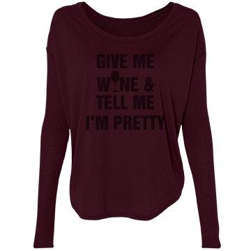 Give me Wine!