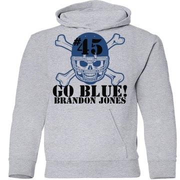 Go Blue Football