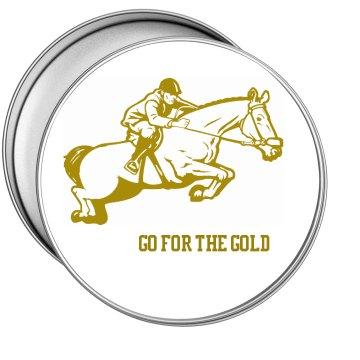 """Go for Gold"" Jumper Treat Tin"