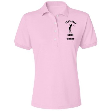 Golf Club Business Polo