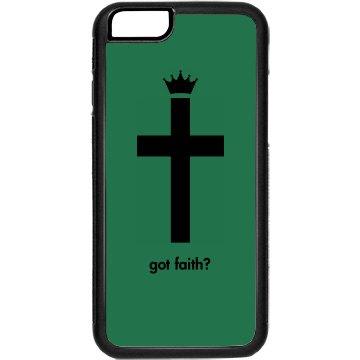 Got Faith Cross Design