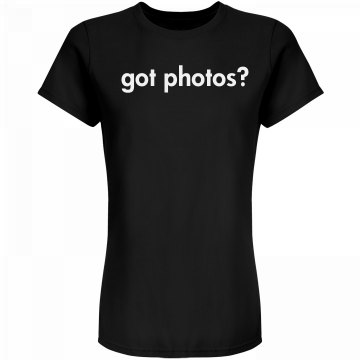 Got Photos?