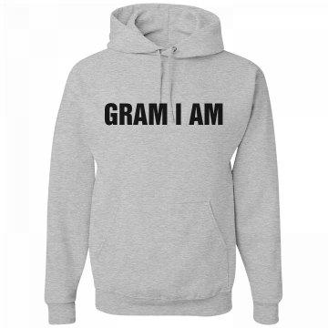 Gram I Am Tee