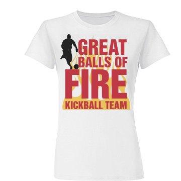 Great Balls of Kickball
