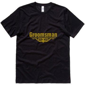 Groomsman Accent