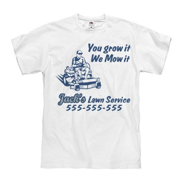 Grow it Mow it Service