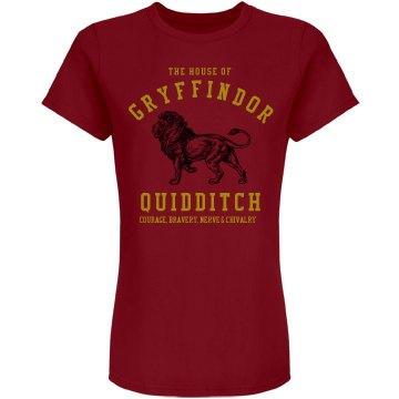 Gryffindor Quidditch Fan