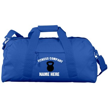 Gym Fitness Trainers Bag