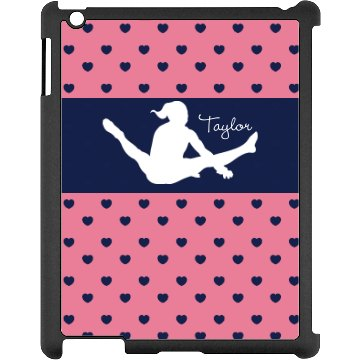 Gymnastics iPad Case