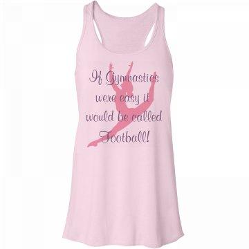 Gymnastics Pink T