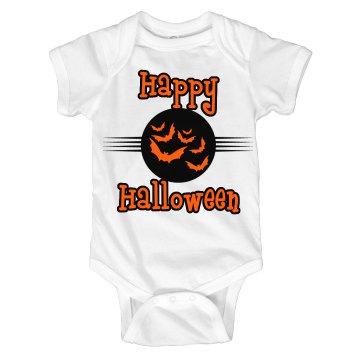 Happy Halloween Onesie