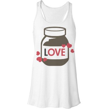 Hazelnut Chocolate Love