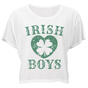 Heart Irish Boys