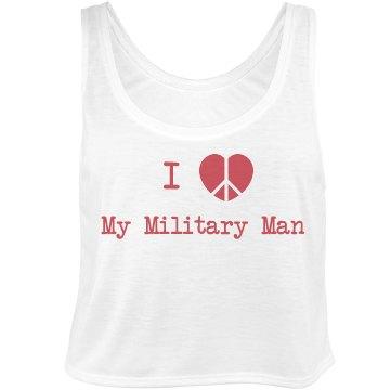 Heart My Military Man