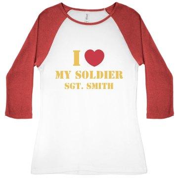 Heart My Soldier Much