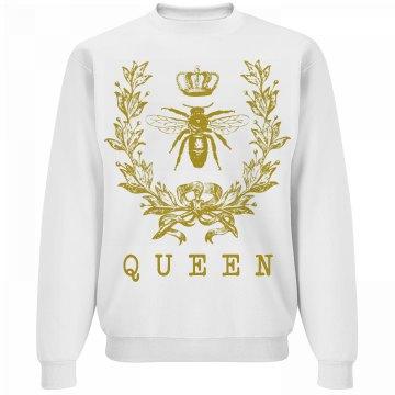 Her Majesty Queen Bee