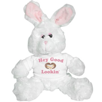 Hey Good Lookin' Bunny