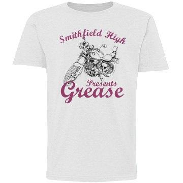 High School Grease w/Back