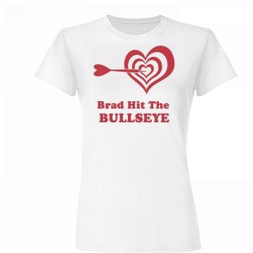 Hit The Bullseye Tee