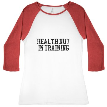 HNIT Junior Raglan Tee