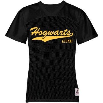 Hogwarts w/ Back Number