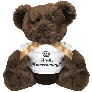 Homecoming Crown Bear