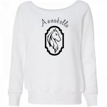 Horse Riding Sweatshirt