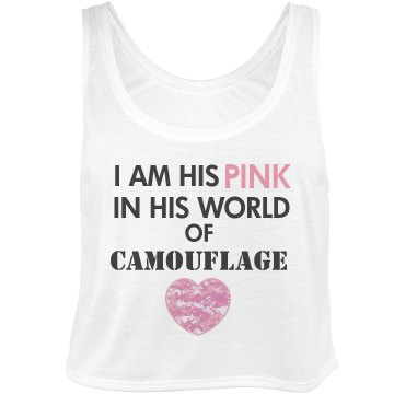 I Am His Pink