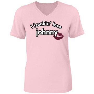 I Freakin' Love Johnny