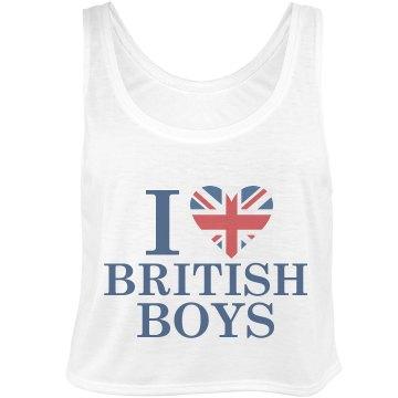 I Heart British Boys
