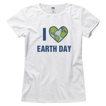 I Heart Earth Day
