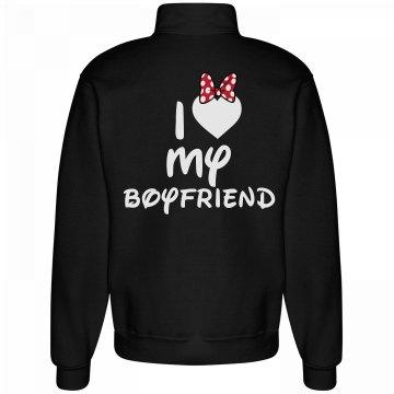 I Heart My Boyfriend Matching