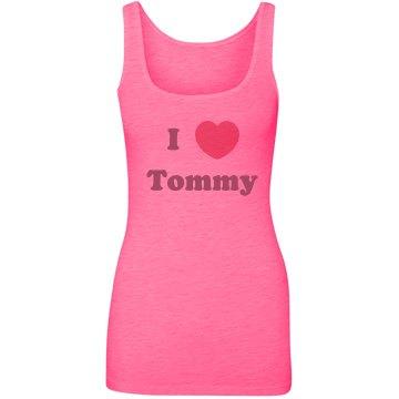 I Heart Tommy