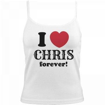 I Love Chris Forever